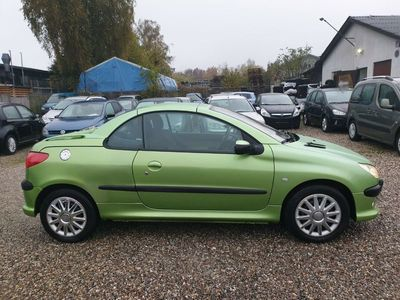 brugt Peugeot 206 CC 2,0 16V