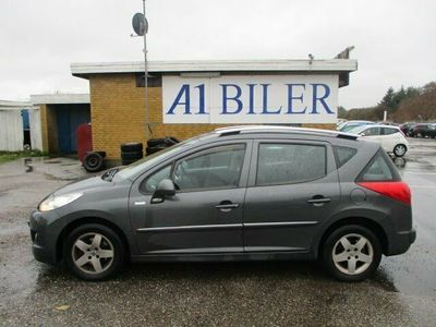 brugt Peugeot 207 1,6 HDi 92 Active SW