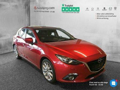 brugt Mazda 3 Sky-G 165 Optimum