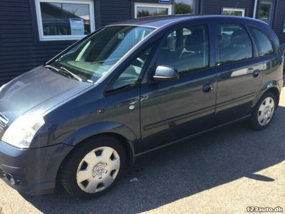 brugt Opel Meriva 1,4 16V Enjoy Limited