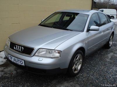 brugt Audi A6 2,4 Tiptronic