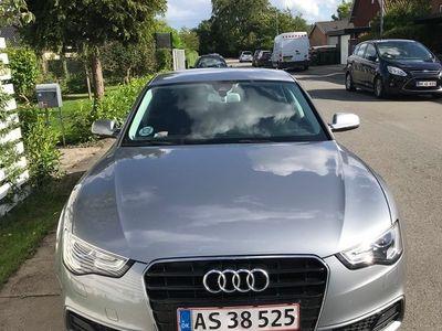 brugt Audi A5 Sportback 1.8 TFSI 170 HK 5-DØRS MULTITRONICS-Line