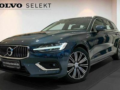 brugt Volvo V60 2,0 D3 Inscription 150HK Stc 8g Aut.