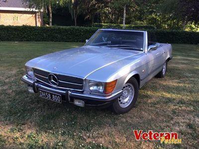 brugt Mercedes SL450 Mercedes