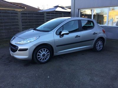 brugt Peugeot 207 1,4 HDi Comfort