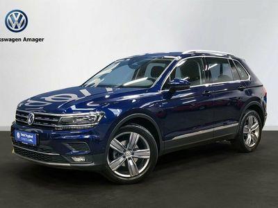 gebraucht VW Tiguan 1,4 TSi 150 Highline DSG 4M