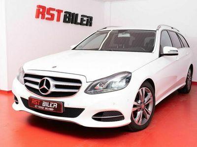 brugt Mercedes E200 2 CDi Avantgarde stc. aut.