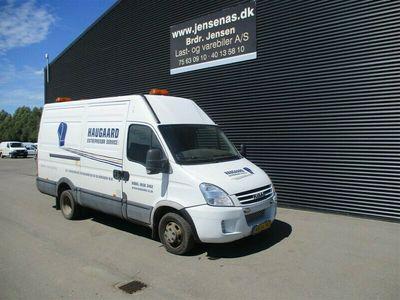 brugt Iveco Daily 35C18 12m3 3,0 D 176HK Van 6g 2008