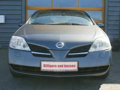 brugt Nissan Primera 1,6 Visia S stc.