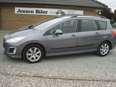 brugt Peugeot 308 1,6 e-HDi 112 Access stc.