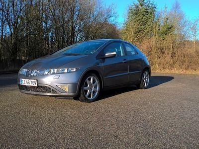 used Honda Civic 1,8 I Sport 140HK Sedan
