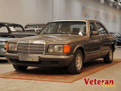 brugt Mercedes 280 SE (W126) Automat.