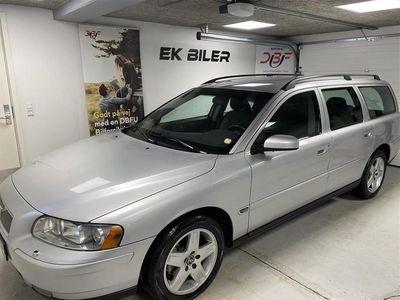 brugt Volvo V70 2,4 Momentum 170HK Stc