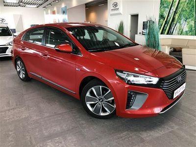 usado Hyundai Ioniq VAN 1,6 GDI Premium DCT 141HK 5d