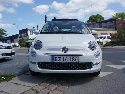 brugt Fiat 500C 0,9 TwinAir Lusso Start & Stop 80HK Cabr.