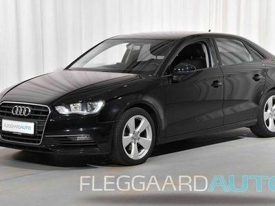 brugt Audi A3 1,6 TDI Ambition S Tronic 110HK 6g Aut.