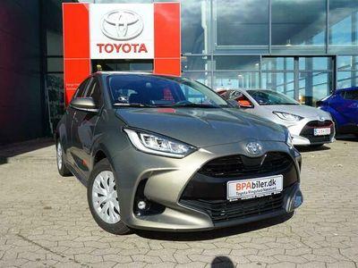 brugt Toyota Yaris 1,5 VVT-I T3 Vision 125HK 5d 6g A+
