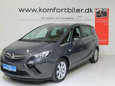 gebraucht Opel Zafira Tourer 1,6 CDTi 136 Cosmo