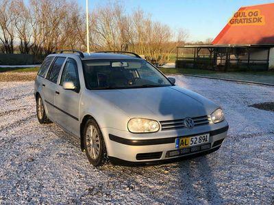 brugt VW Golf IV 1,9 TDI variant van