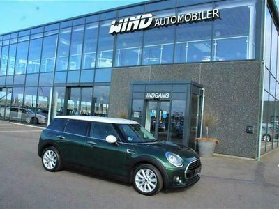 brugt Mini Clubman 2,0 D Business edition 150HK Stc