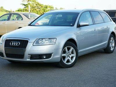 brugt Audi A6 2,0 TFSi Avant