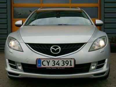 brugt Mazda 6 2,0 DE Advance stc.