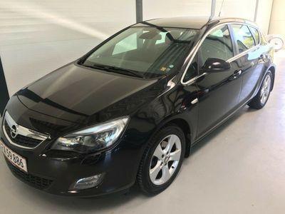 brugt Opel Astra 7 CDTi 125 Sport