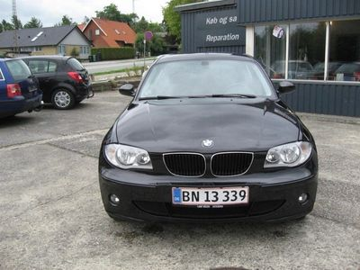 second-hand BMW 116 i 1,6 115HK 5d