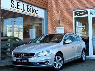 brugt Volvo V60 2,0 D4 Momentum 190HK 5d
