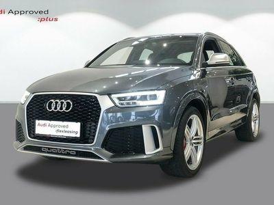 brugt Audi RS Q3 2,5 TFSi quattro S-tr.