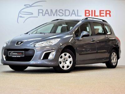 brugt Peugeot 308 1,6 HDi 92 Access stc.