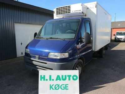brugt Peugeot Boxer 350L 2,8 HDi Chassis lang