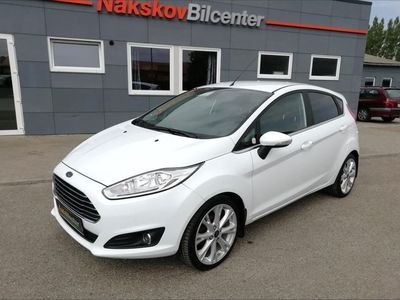 used Ford Fiesta 1,0 EcoBoost Titanium Start/Stop 125HK 5d