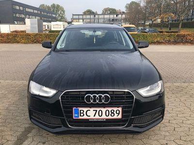 brugt Audi A4 AVANT 1.8 TFSI 120 HK 5-dørsS-Line