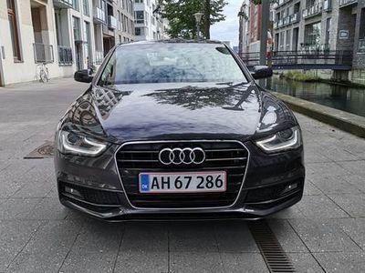 brugt Audi A4 1,8 S-line