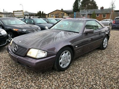 brugt Mercedes 300 SL 3,0 24V Cabriolet aut.