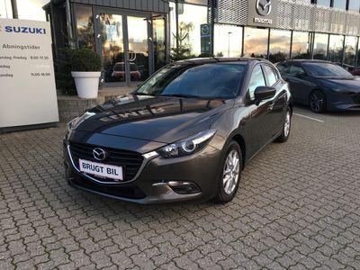 brugt Mazda 3 2,0 Skyactiv-G Vision 120HK 5d 6g A