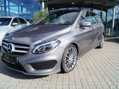 usado Mercedes B200 d 2,2 AMG Line aut.