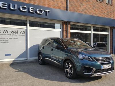 usado Peugeot 5008 Allure SDB BlueHDi120EAT6