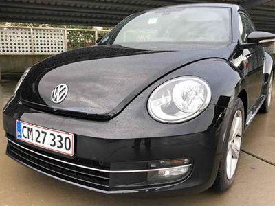 brugt VW Beetle The2,0 TSI DSG 200 HK 2,0