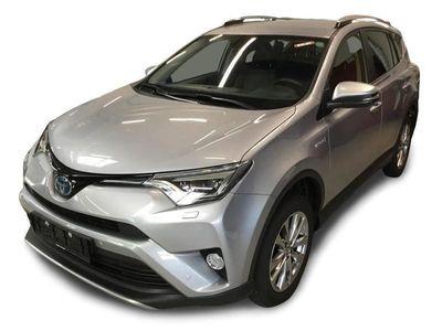brugt Toyota RAV4 2,5 B/EL H3 Selected 4x2 197HK 5d 6g Aut.