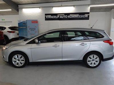 brugt Ford Focus 1,0 EcoBoost Trend 125HK 5d 6g