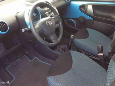 brugt Toyota Aygo 1,0 VVT-I T1 68HK 3d