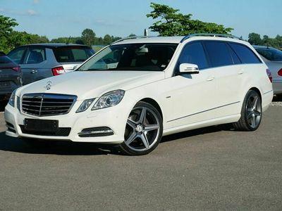 brugt Mercedes E300 0 CDi Avantgarde stc. aut. BE