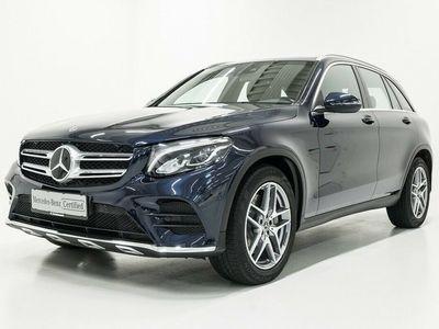 brugt Mercedes GLC350 d AMG Line aut. 4-M 2018