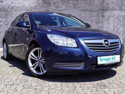 brugt Opel Insignia 1,4 Edition 140HK 5d 6g