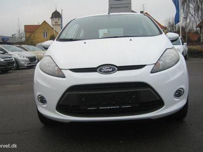 brugt Ford Fiesta 1,2 Trend 60HK 5d