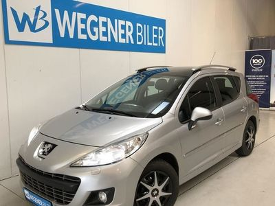 gebraucht Peugeot 207 1,6 HDI Active 92HK Stc