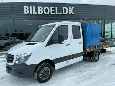 brugt Mercedes Sprinter 516 2,2 CDi R3 Db.Kab Chassis