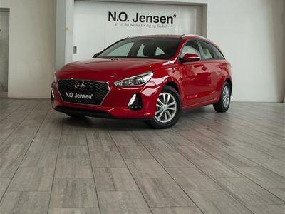 brugt Hyundai i30 Cw 1,0 T-GDI Select 120HK Stc 6g